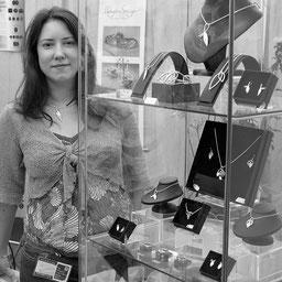 Georgina Ettridge Leaf Jewellery