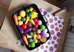 Gesunde Ernährung in der Kindertagespflege