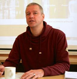 Dirk Heinke, Fachgruppe Migration