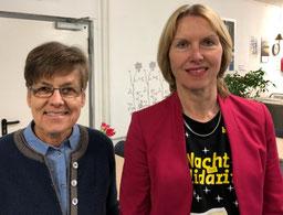 Barbara Eschen und Susanne Gerull