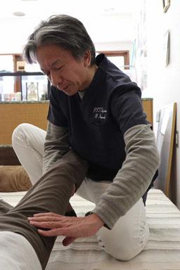 症例 膝痛 半月板損傷