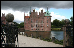 sehr dänisch - Schloss Egestov auf Fünen - ein Touristenmagnet - Hygge?