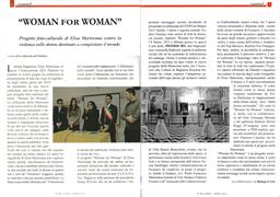 Articolo di due pagine sul bimestrale delle Ferrovie Sicilia - Il Paladino del DLF