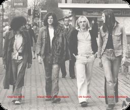 Madison Bleed März 1975