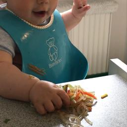 Unser Baby-led Weaning Blog - Zwischenbilanz Woche 16