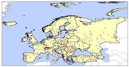 EUROPE CAPITALS