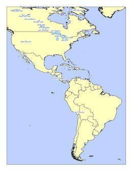LAGOS DE AMÉRICA
