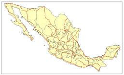 MEXICO ROADS