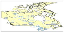 CANADA LAKES