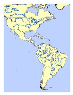 RIVERS OF THE AMERICAS