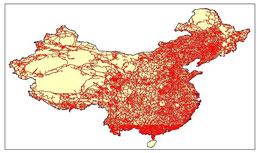 VIALIDAD DE CHINA