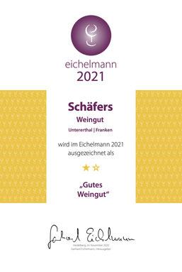 Eichelmann Gutes Weingut 2021