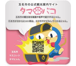 ☆玉名市観光案内サイト タマてバコ☆
