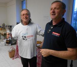 Serge Anthoine : Champion régional 2016
