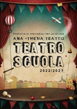 Clicca l'immagine per scaricare il nuovo libretto delle proposte per le scuole 2020/21