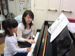 安達先生のピアノ教室