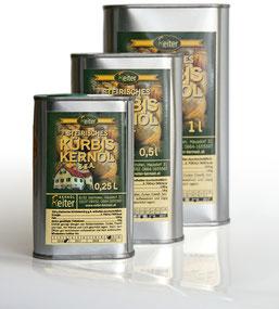 Steirisches kürbiskernöl gga kaufen dose