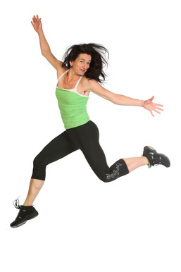 Jumping Sonja