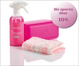 JEMAKO Spül-Set, pink