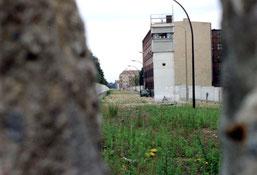 30 Jahre Mauerfall- Harzerstr. Neukölln