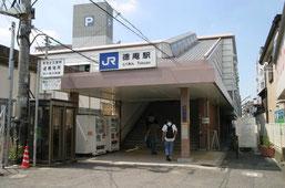 JR徳庵,学研都市線徳庵