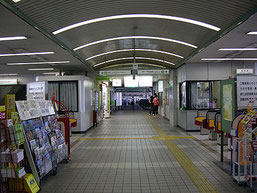 近鉄けいはんな線吉田駅,吉田駅,けいはんな線,けいはんな吉田