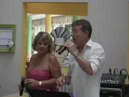 Corine et son mari, intervenants de Vendée. Nous avons beaucoup de plaisir à les accueillir.