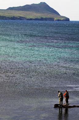 ディングル半島・釣り