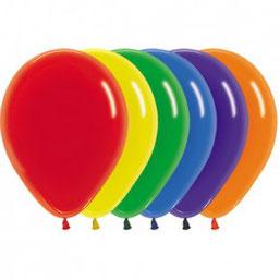 Kindergeburtstag in Langerwehe Mitgebsel Regenbogen Party Geschenk Mädchen