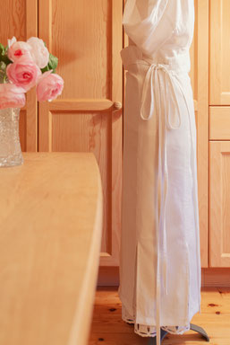 apron dress B (#007) for sweets, Fleur*Fleur*