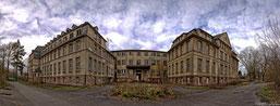 St. Josefsheim Schwalmtal-Hostert. Besser bekannt als Kent-School.