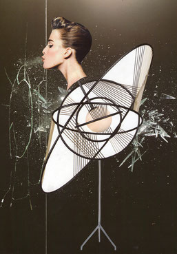 Collages Da da da © Valérie Dumont-Sudre