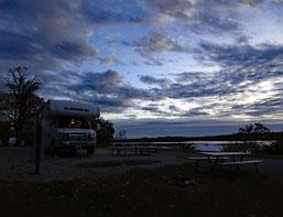 Lake Shawnee County Park, Topeka, Kansas