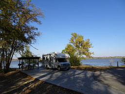 Canning Creek Cove CG, Council Grove, Kansas