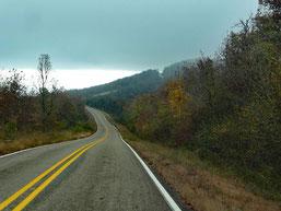 Talimena Scenic Drive, Arkansas