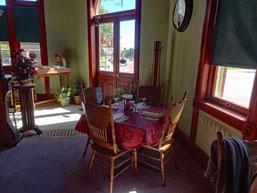 Teller Room Restaurant, Landmark Inn, Oberlin, Kansas