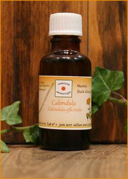 huile Calendula bio