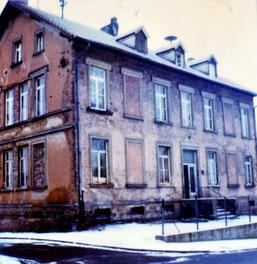 maedchenschule, dudweiler, herrensohr, petrusstrasse, 1890