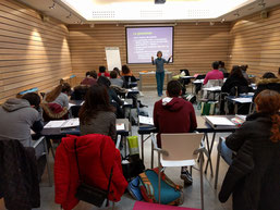 36 RPG - Bilbao - 1er seminario - Febrero 2017 - Prof. Pilar Velasco