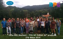 36ª Promoción RPG Souchard - Bilbao -2017/19