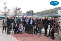 Posturología 12º promoción, Dr. Orlando da Silva y Manuela Palma, Posturología y Dislexia
