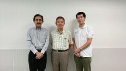 日タイ言語文化研究所代表・田中 寛・大東文化大学教授