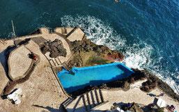 Reid's Palace Madeira Pool