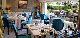 Restaurant im Taj Dubai
