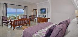 Hotelzimmer in paradisus rio de oro