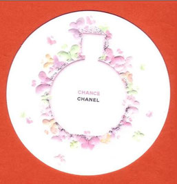 CHANEL - CHANCE : PROVENANCE ASIE