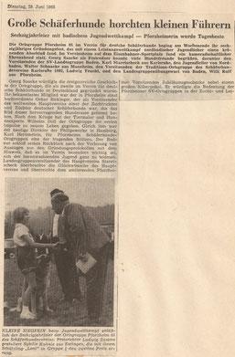 PZ 25.Juni 1965