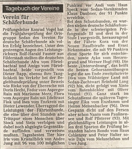 Frühjarsprüfung 28.-29.April 1995