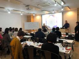 2020年2月22日東京での講座