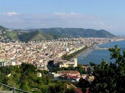 Zona Belvedere di Salerno
